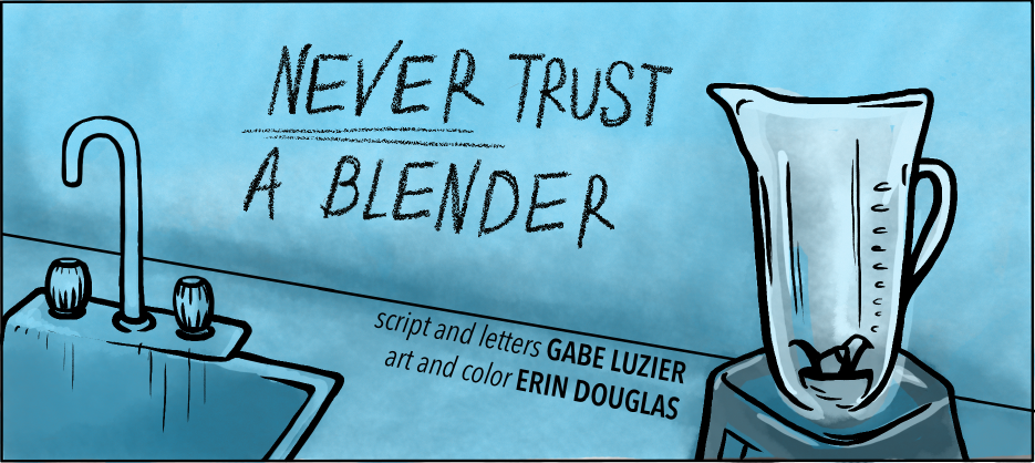 Never Trust a Blender_Title